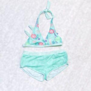 Girl's Two Piece Bikini